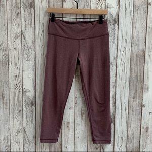 RBX leggings size small purple
